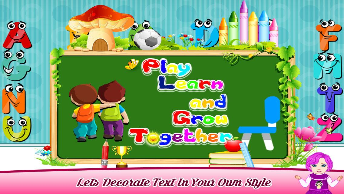 School Classroom Decor Games ~ Teacher classroom decoration android apps on google play