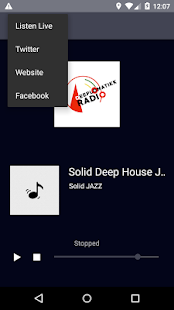 Deeplomatikk Radio- screenshot thumbnail