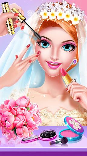Wedding Makeup Salon - Love Story  screenshots 1