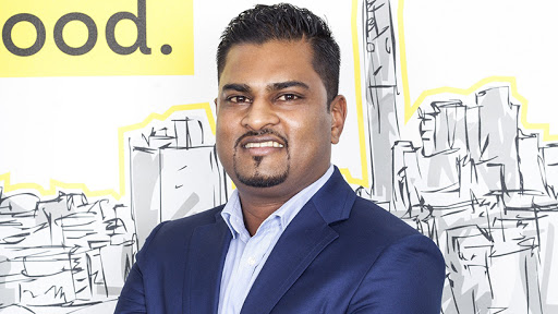 Kriben Reddy, VP: head of consumer and auto information solutions at TransUnion.