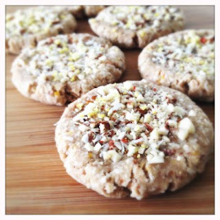 Lemon Coconut Cookies.