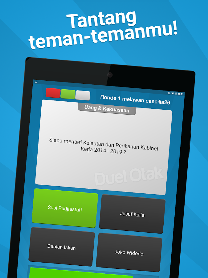 Duel Otak- screenshot