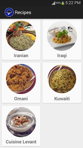 Aribian Recipes
