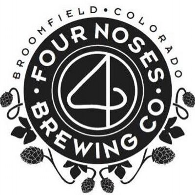 Logo of 4 Noses  Raspberry Blonde Ale
