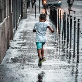 Trieste. by Darijan Mihajlovic - Babies & Children Children Candids (  )