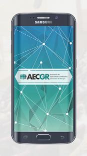 AECGR Eventos - náhled