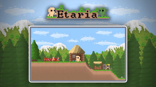 Etaria | Survival Adventure Juegos para Android screenshot