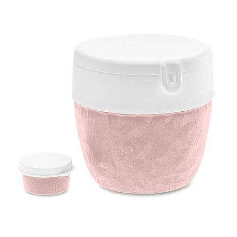 CLUB Bento Box / Lunch box Organic pink