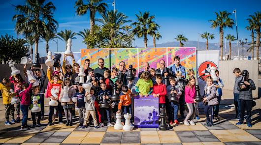 El 'Roquetas Chess Festival', del 2 al 7 de enero de 2020