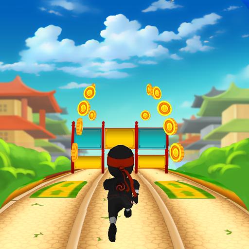 忍者衝浪 街機 App LOGO-硬是要APP