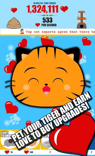 My Pet Tiger Kitten Clicker