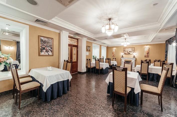 Фото №8 зала Ресторан «Эрмитаж»