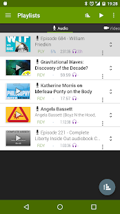 MyPOD V2 podcast manager beta- screenshot thumbnail