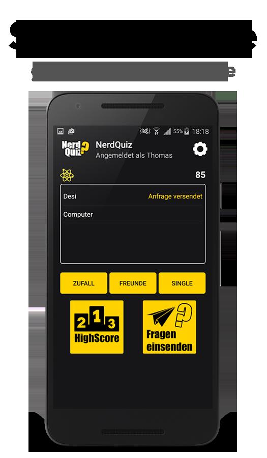 NerdQuiz das Duell / GeekQuiz - Android Apps on Google Play