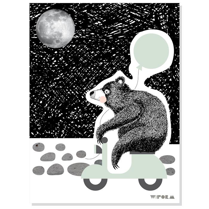 W:FORM Poster Fables Berta