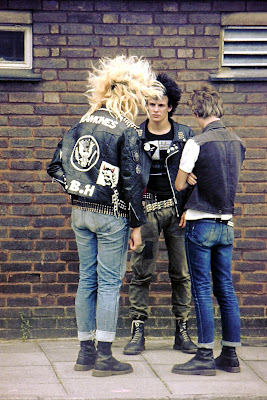 Punks di Patrix