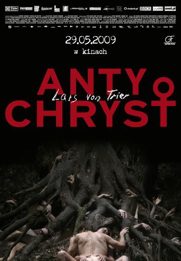 Polski plakat filmu 'Antychryst'