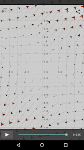 Visual Math 4D - Grafikrechner & Plotter Screenshot