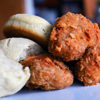 Vegan Popeyes Fried Chicken (Vegetarian)