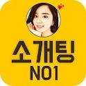 소개팅NO1-화상채팅,영상채팅,랜덤채팅,실시간채팅 icon