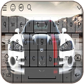 Racing Car Keyboard