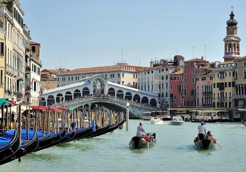 11. Những ngày bồng bềnh ở thành phố Venezia