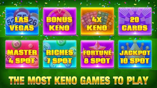 Keno : Free Keno Games,Lotto Casino Bonus Keno App 1.0.2 screenshots 1