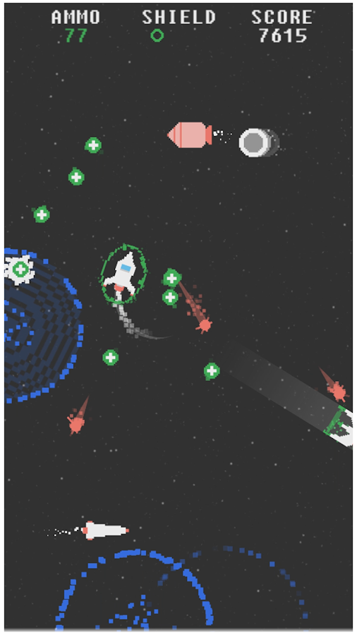 Bit Blaster- screenshot