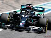 Geen maat op Lewis Hamilton in de GP van Stiermarken