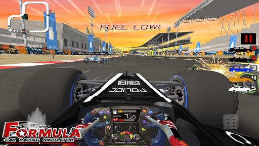 Télécharger Formula Car Racing Simulator mobile No 1 Race game apk mod screenshots 3