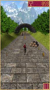 Endless Run Saga: Relic Hunt - náhled