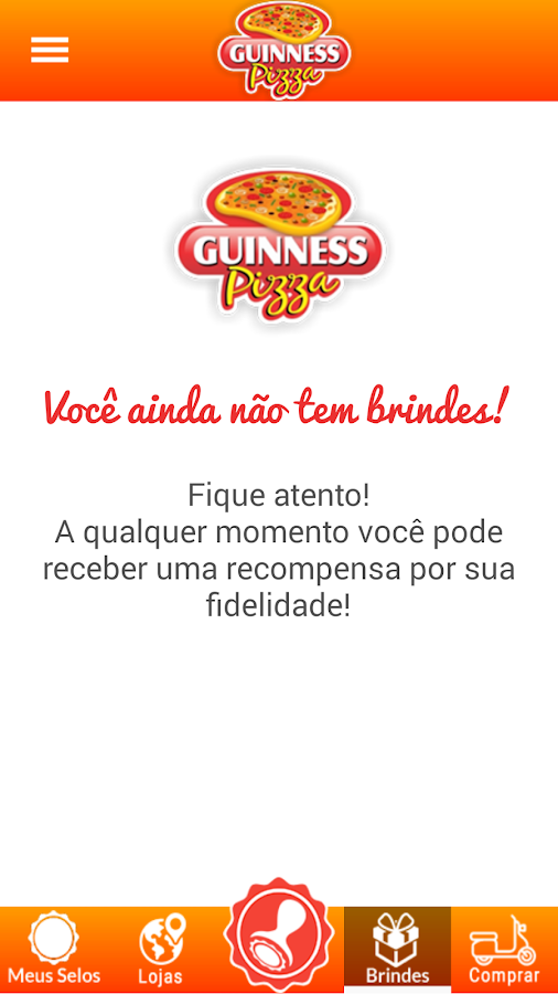 Guinness Pizza: captura de tela