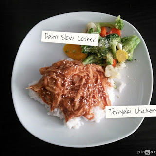 Paleo Slow Cooker Teriyaki Chicken