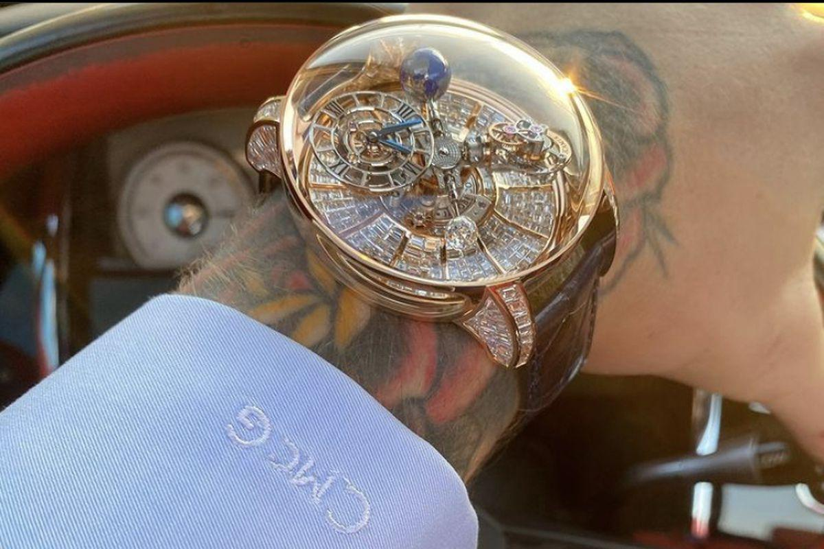 NFL Parlays: Maybe I'll Even Buy This $1.3 million Rolex Watch That Conor McGregor Has