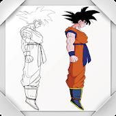 How To Draw Goku Mod