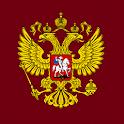 Checking russian passport icon