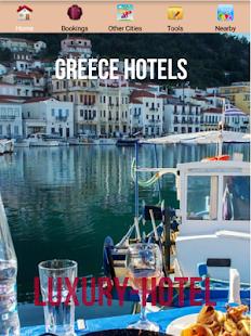 Greece Hotels - náhled