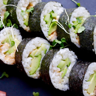 Sushi Roll Sauces Recipes.