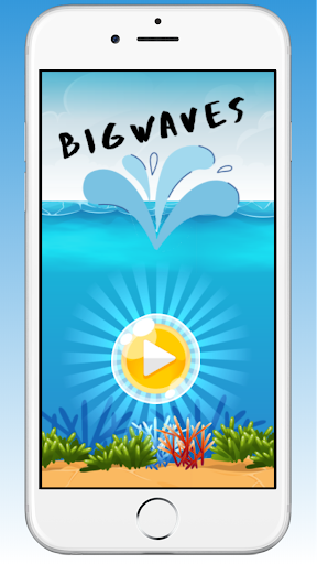 Big Wave - Hyper Casual Game android2mod screenshots 1