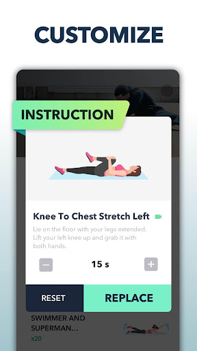 Stretching Exercises at Home -Flexibility Training 1.1.4 Screenshots 4