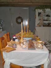 Photo: Gedekte tafels bij Buurvrouw Mariette