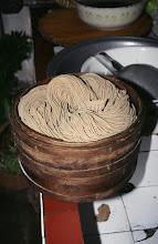 Photo: 03544 土城子/食堂/ユウマイ押し出し麺作り