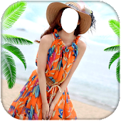 Women Beach Dress Suit