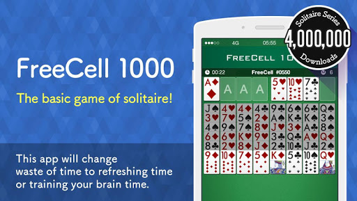 FreeCell 1000 - Solitaire Game 1.0.2 Windows u7528 1