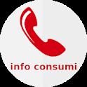 Info Consumi NoAds icon