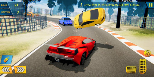 Super Car Traffic Racing 0.5 screenshots 2