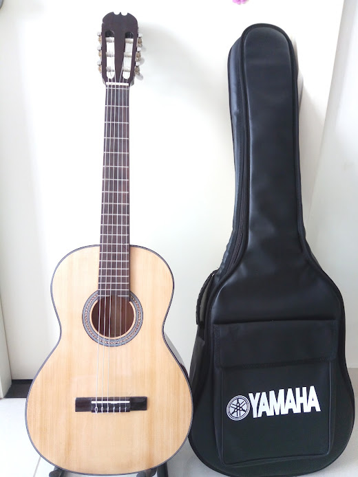 Classic guitar trẻ em 3/4 mini DDAM100