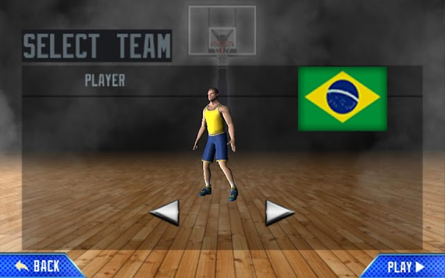 Real Basketball Game 2017 - screenshot