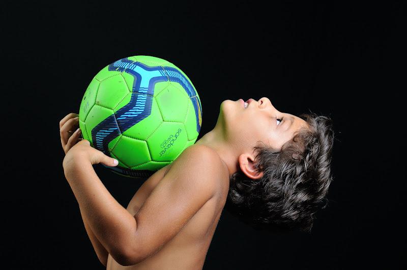 Sognando Beckham... di leonardo valeriano