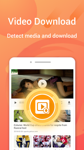 Phoenix Browser -Video Download, Data Saving, Fast V3.0.19 screenshots 1